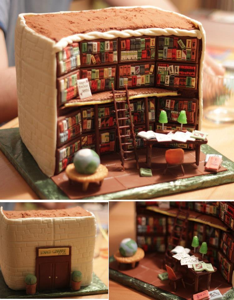 Bibliothek_Kuchen